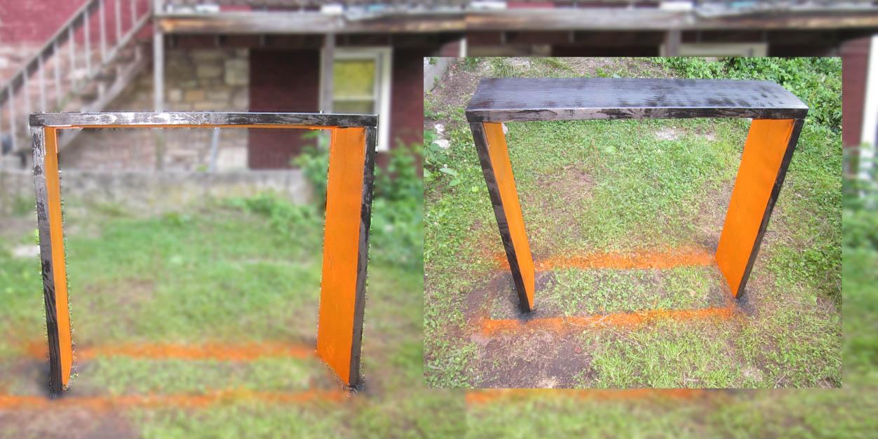 "DIY | Malm ""Occasional Table"" - SLLJXD"